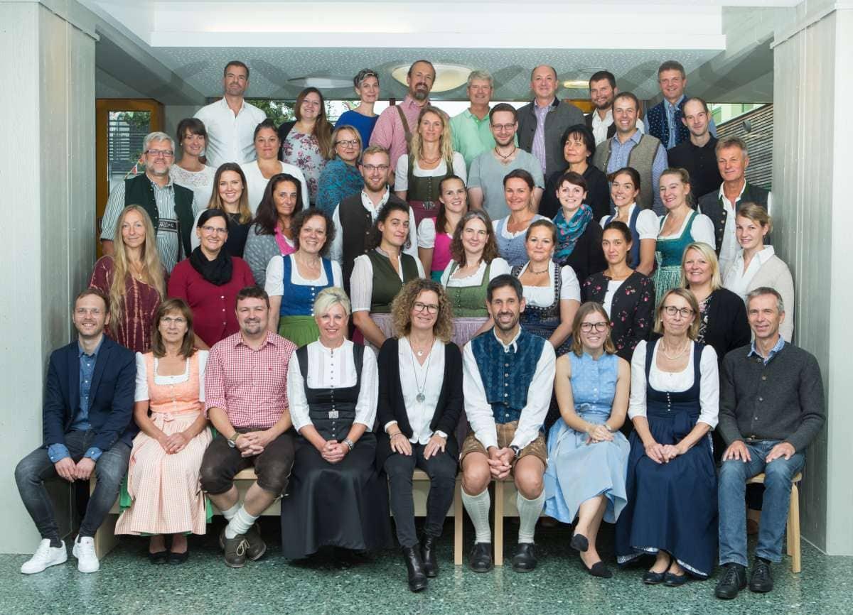 Lehrerkollegium 2019-20
